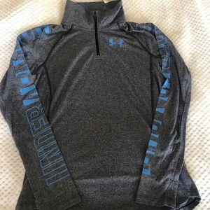 Girls UA long sleeve top